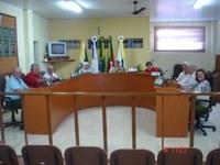 Novos móveis para o plenário